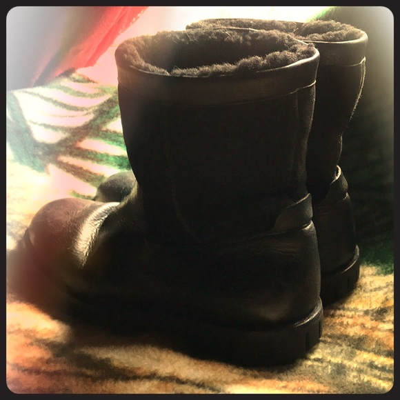 e7d95d80aeb Uggs Men's Forester boots size 12